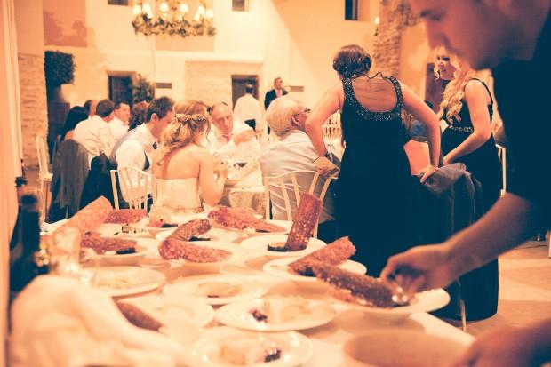 boda laurel catering finca casa de oficios