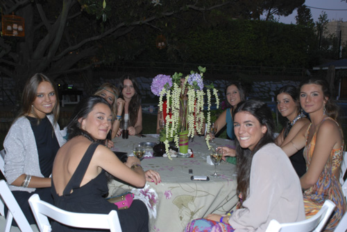 ´puesta de largo laurel catering