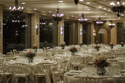mesas boda el cigarral