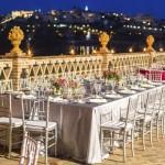 Consejos para la organización del catering de tu boda.
