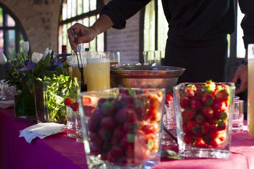 Barra de cocktails laurel catering
