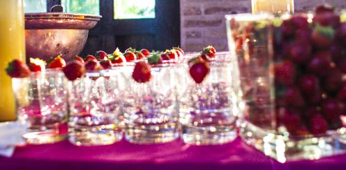 Barra de cocktail laurel catering