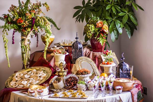 bodegon arabe laurel catering