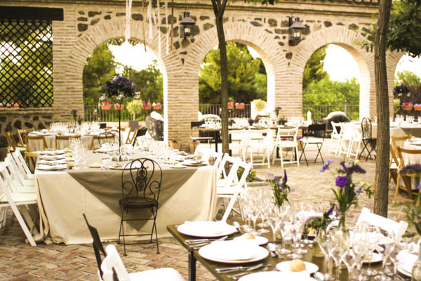 mesas boda laurel catering