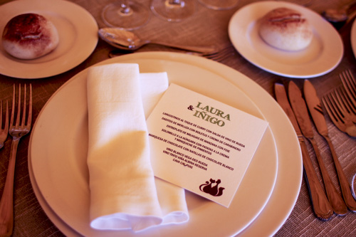 ´minuta boda laurel catering