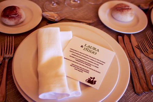 ´minuta boda laurel catering