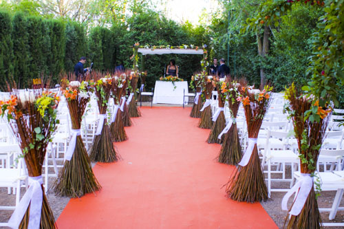 ceremonia laurel catering