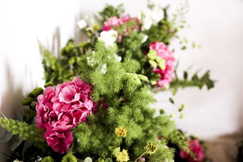 flores boda de lupiana