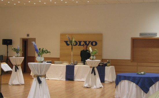 evento de empresa laurel catering