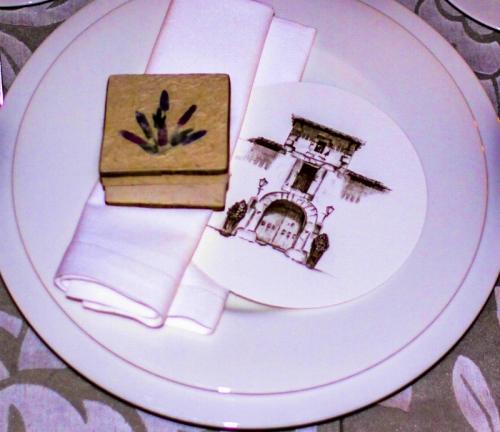 mesa para boda laurel catering