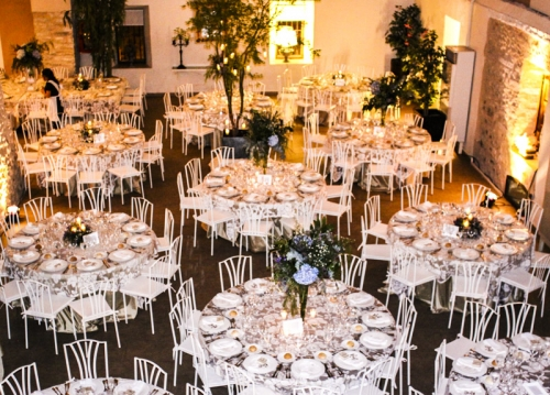 monaje de boda laurel catering