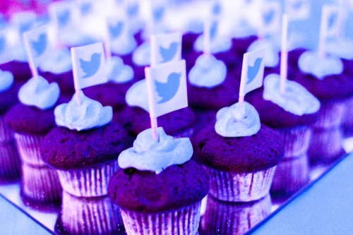 evento twitter laurel catering