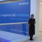 Evento de la empresa Amadeus en el Palacio de Neptuno