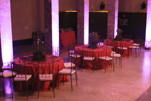 circulo de bellas artes laurel catering