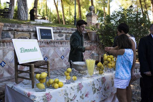 limonada laurel catering boda