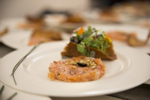 laurel catering boda
