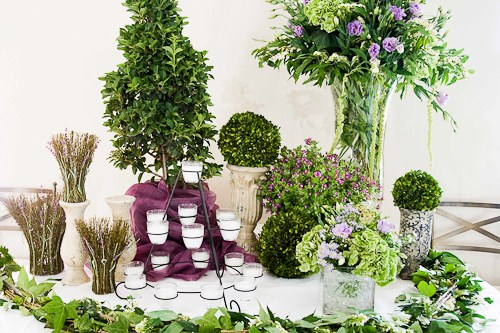 Decoracion original para bodas amazing bodas al aire for Decoracion bodas originales