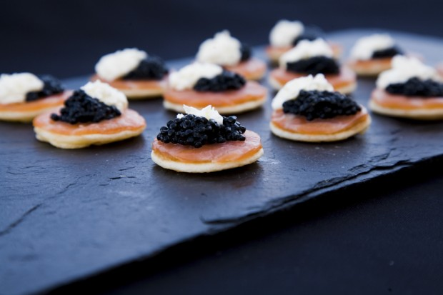 blinis laurel catering