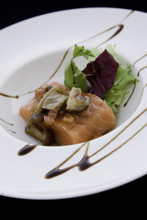 Lomo de salmón