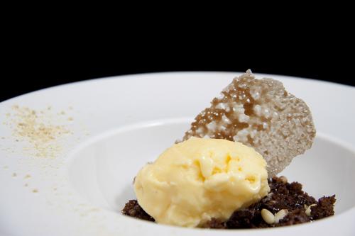 volcan de chocolate laurel catering