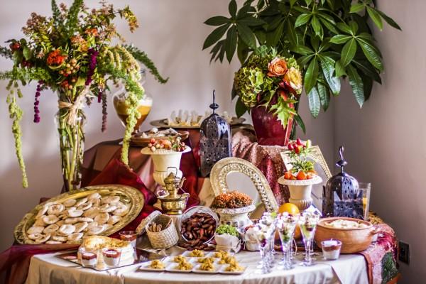 Boda de inspiración Marrakech: 2 propuestas y 11 tips