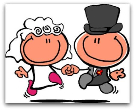 Hasta donde llegarías en tu boda?