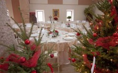 navidad laurel catering