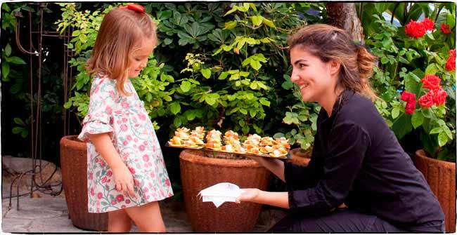 Catering bodas y eventos El Laurel de Elena y Lola