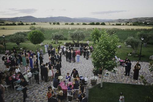 áperitivo para bodas laurel catering