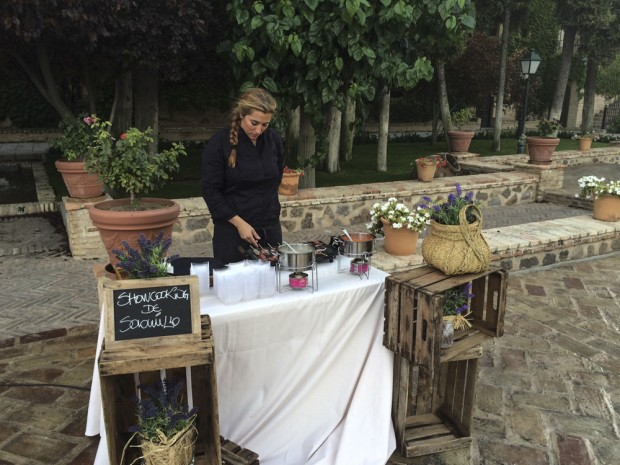 showcooking laurel catering