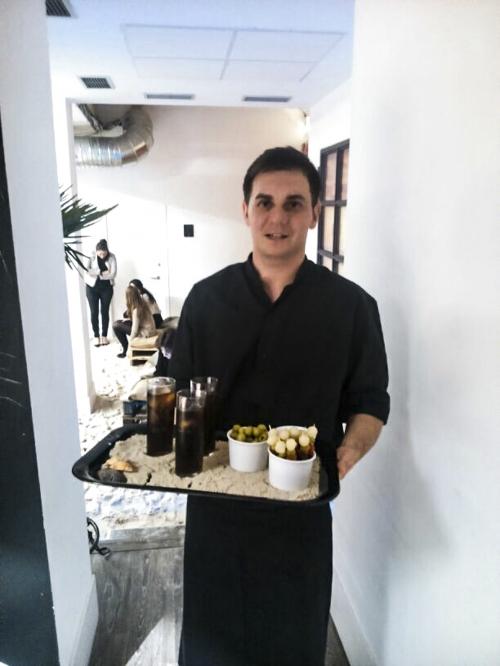 Laurel catering evento empresa