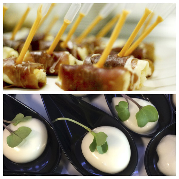 aperitivos laurel catering