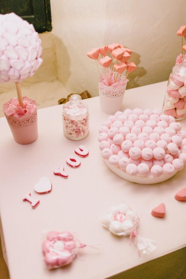 dulces boda