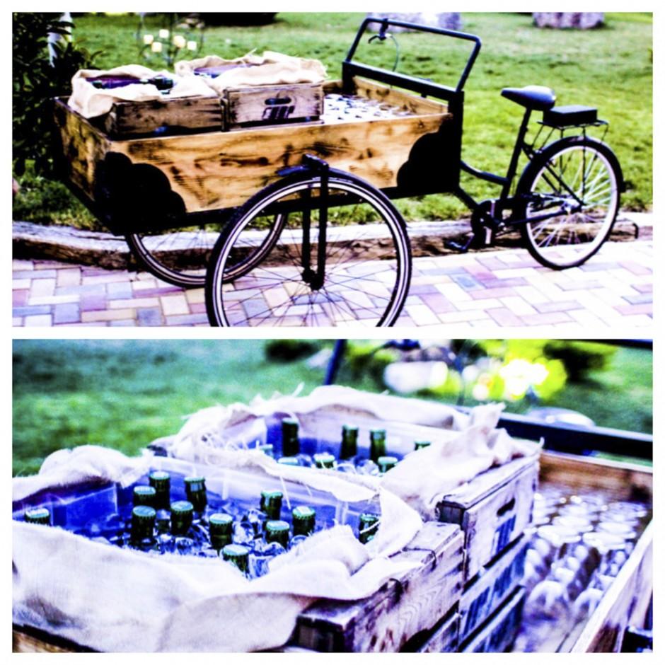 bici cervezas