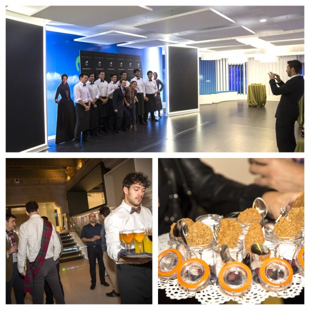 foto evento laurel catering