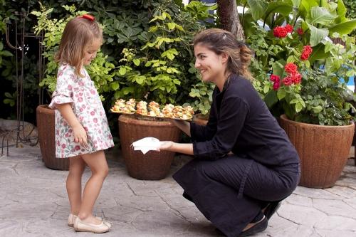 niños comunion laurel catering