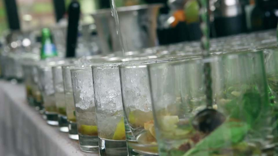 Video de catering boda del Laurel